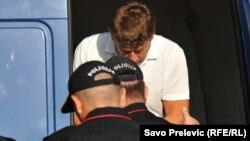 Hapšenje Vase Ulića u Podgorici