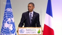 Obama Says U.S. Ready To Act On Emissions