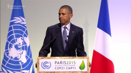 WATCH: Obama Says U.S. Ready To Act On Emissions
