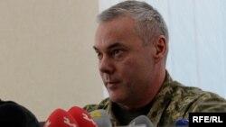 Сергій Наєв розповів про перші підсумки діяльності Об'єднаних сил