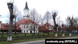Будынак Шклоўскай ратушы