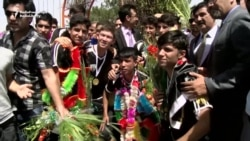 Afghanistan Wins Central Asian Youth Soccer Title