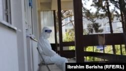 Klinika Infektive në Prishtinë