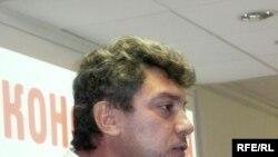 Борис Немцов убежден, что в нынешних условиях к оппозиции будут прислушиваться