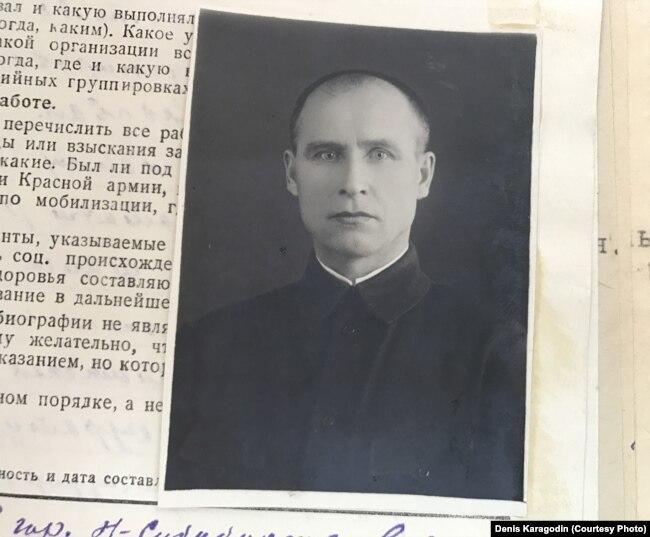 Один из будущих подсудимых, прокурор Николай Пилюшенко