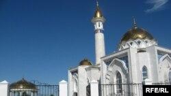 Стәрлетамак районы Кантюковка авылында Суфия мәчете