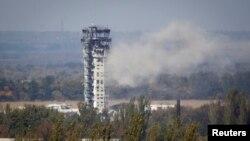 Диспетчерська вежа у вересні 2014 року