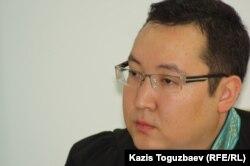 Ералы Бекбаев, судья Бостандыкского районного суда. Алматы, 5 сентября 2012 года.