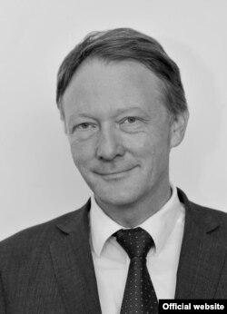 Мартін Шульце Вессель, голова комісії та президент Асоціації німецьких істориків (фото historikerverband.de)