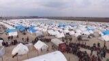 Сириядағы босқындар лагері