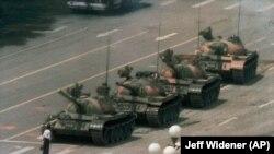 Represiunea violentă din Piața Tiananmen