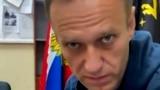 """Навальный в """"суде"""" 18 января 2021"""