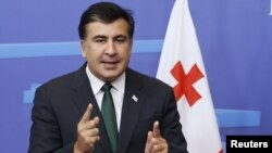 """Недовольство Саакашвили вызвали планы парламента принять в ускоренном режиме поправки к закону """"Об общих судах"""""""