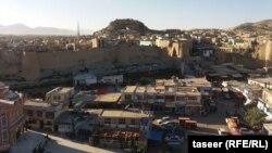 Провинция Газни в Афганистане.