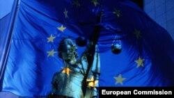 Еуропа комиссиясының Брюссельдегі орталық кеңсесі. (Көрнекі сурет)