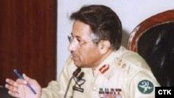پرویز مشرف رییس جمهور سابق پاکستان