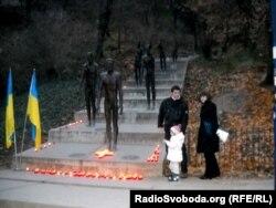 Українська громада у Празі 26 листопада вшановувала жертв Голодомору