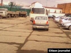 Колонияга чақиртирилган полиция бўлинмаси