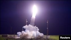 Ракета-перехватчик THAAD