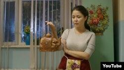 Кадр из официального трейлера к фильму «Келинка тоже человек».