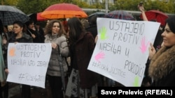 FOTOGALERIJA: Plesom protiv nasilja