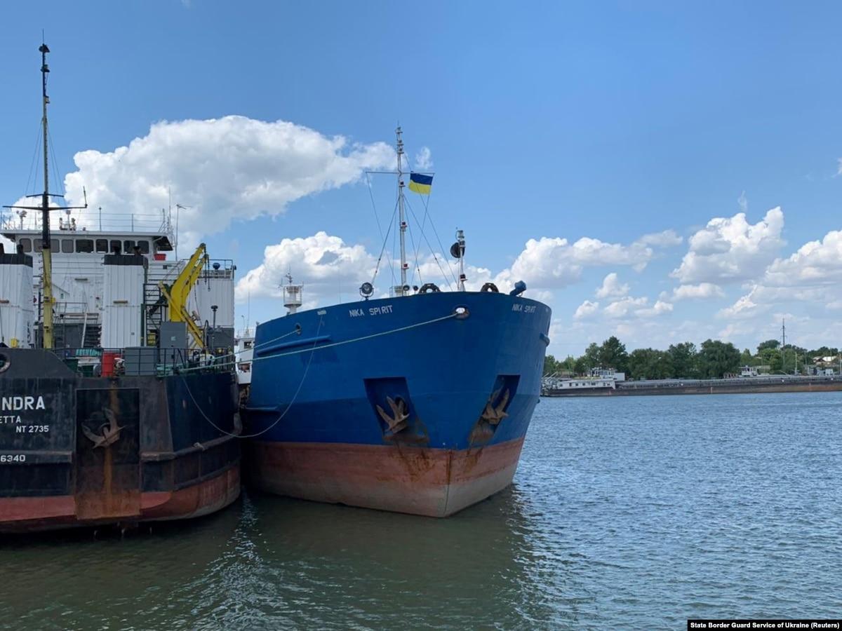 Украина присоединилась к «танкерных войн» – генерал Богдан