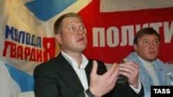 «Политзаводчики» Иван Демидов и Андрей Турчак: «Наш тезис правильный, молодежь должна прийти в политику»