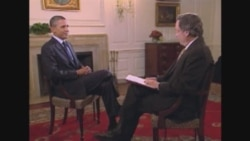 Interview With U.S. President Barack Obama 1/2