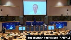 Паскал Сорио говори пред евродепутати от комисиите по обществено здраве и промишленост