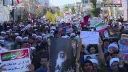 Контра протести во Иран
