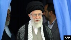 Iranian Supreme Leader Ayatollah Ali Khamenei