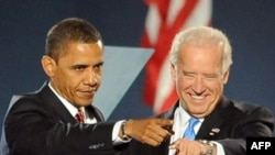 Barack Obama dhe Joe Biden