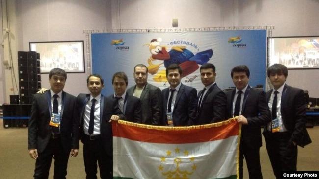 Команда КВН Сборная Таджикистана