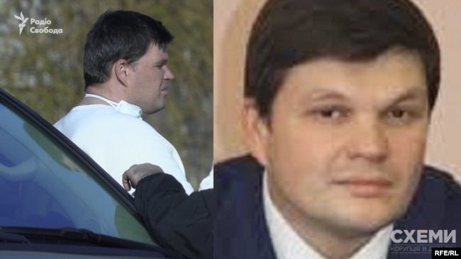 У третьому учаснику зустрічі журналісти впізнали Володимира Вільчинського