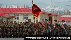 Кыргыз армиясы курал-жарактан Орусияга көз каранды.