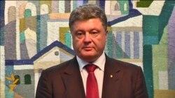 Порошенко ва Путин Украина учун тинчлик таклифларини муҳокама қилди