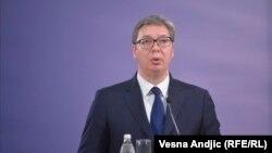 """""""Da sam ja uradio sve i da sam upravljao bilo kakvim procesima, nisam"""", rekao je predsednik Srbije Aleksandar Vučić 8. septembra na konferenciji za novinare povodom dešavanja koja su pratila ustoličenje mitropolita SPC Joanikija na Cetinju u Crnoj Gori."""