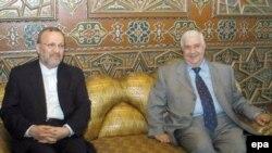 به نظر تحلیلگران، دیدار غیر منتظره وزاری خارجه سه کشور عربی و ایران برای گفت وگو درباره بحران لبنان بوده است.( عکس: EPA)