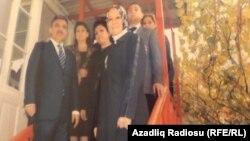 Abdullah Gülün həmin evi ziyarət etdiyi zaman.