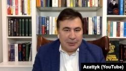 Fostul președinte georgian, Mihail Saakașvili