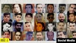 Amnesty International təşkilatının dərc etdiyi fotoplakat