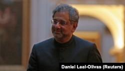 د پاکستان پخوانی لومړی وزیر شاهد خاقان عباسي