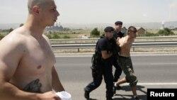 Policia e Kosovës e ndalon një serb, që ishte nisur për në Gazimestan më 28 qershor