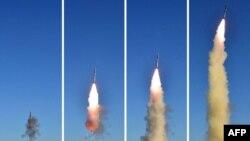 Testele recente nord-koreene