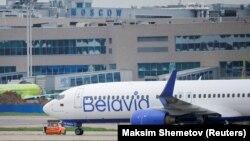 Літак «Белавіа» приземлився в Москві, 28 травня 2021 року