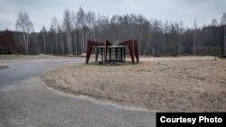 Автобусная остановка рядом с эстонским городом Ниитсику. Фото Кристофера Хервига.