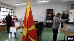 Гласање во вториот круг од претседателските избори 2019