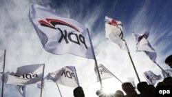 Një nga tubimet zgjedhore të Partisë Demokratike të Kosovës