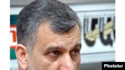 Իրանի Իսլամական Հանրապետության արտակարգ եւ լիազոր դեսպան Սայեդ Ալի Սաղիղիան