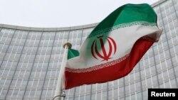 Flamuri i Iranit, ilustrim